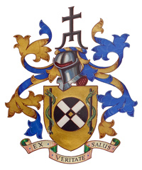 RANZCP's coat of arms