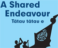 Logo of the 2010 RANZCP Congress, titled 'A Shared Endeavour'