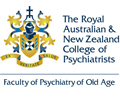 Logo of the College's Faculty of Psychiatry of Old Age