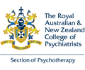 Logo of the College's Section of Psychotherapy